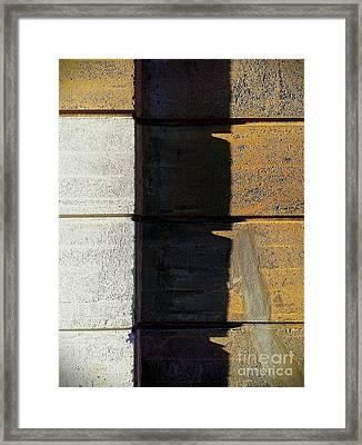 Thirds Framed Print by James Aiken