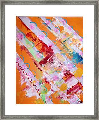 Thirst Quench Framed Print by PainterArtist FIN