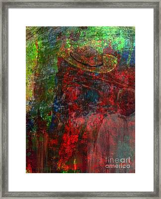 This Easter Sunday  Ce Dimanche De Paques Framed Print