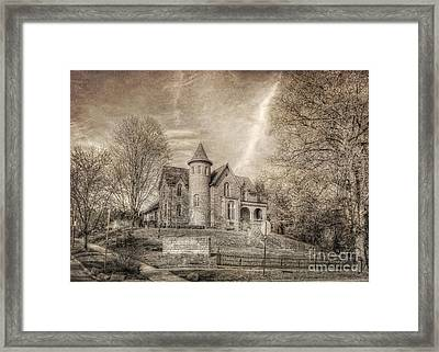This Hallowed Ground Framed Print