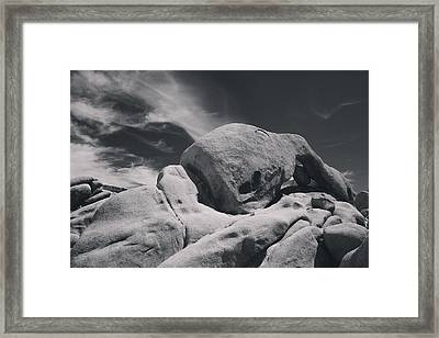 This Hole In My Heart Is For You Framed Print by Laurie Search