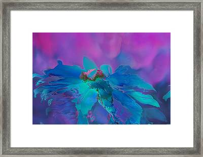 This Is Not Just Another Flower - Bpb02 Framed Print by Variance Collections