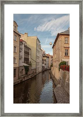 This Is Not Venice Framed Print by Sergey Simanovsky