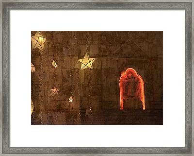 This Is The Philippines No.62 - Stars Of An Angel 2013 Framed Print by Paul W Sharpe Aka Wizard of Wonders