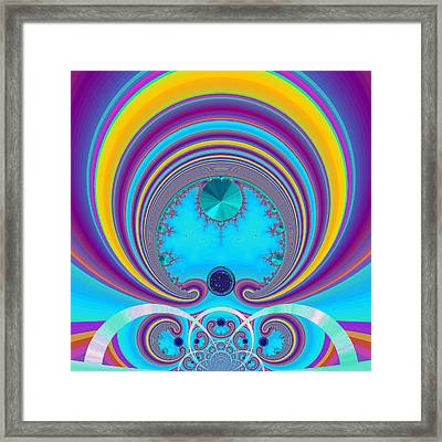 This Magic Moment Framed Print by Wendy J St Christopher
