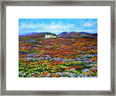 This Must Be Heaven Framed Print by Michael Durst