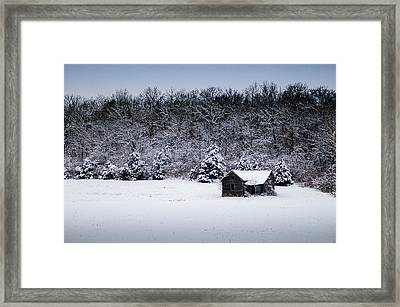 This Old House Framed Print by Joe Scott