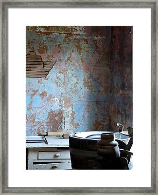 This Old House Framed Print by Terry Eve Tanner