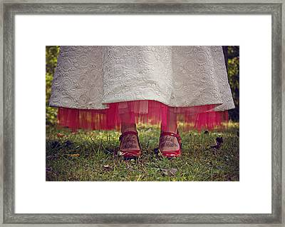This Place This Time Framed Print by Jessica Brawley
