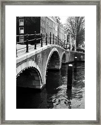 This Side Or The Other Framed Print by John Rizzuto