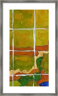This Summer Framed Print by Sandra Gail Teichmann-Hillesheim