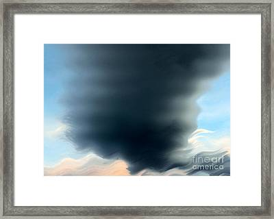 This Too Shall Pass Framed Print by Krissy Katsimbras