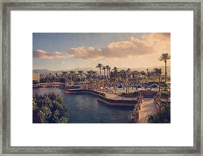 This Way  Framed Print by Laurie Search