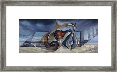 This World Other Worlds Todd's World Framed Print