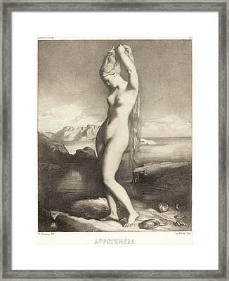 Théodore Chassériau French, 1819 - 1856 Framed Print