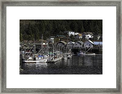 Thomas Basin Alaska 007mas  Framed Print