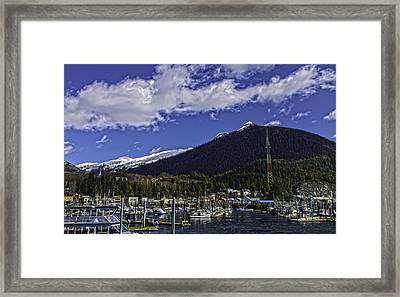 Thomas Basin R009 Framed Print