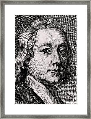 Thomas Burnet Framed Print