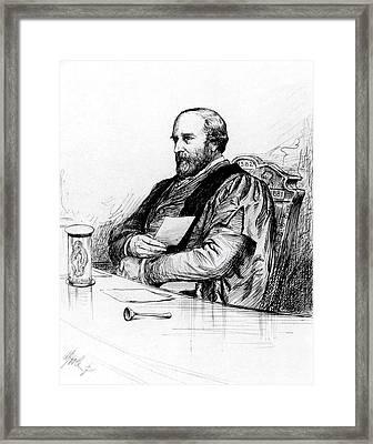 Thomas Grainger Stewart Framed Print
