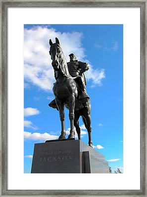 Thomas Jackson Framed Print