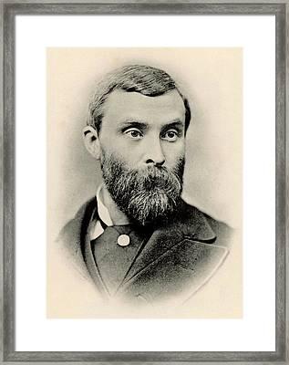 Thomas Lauder Brunton Framed Print
