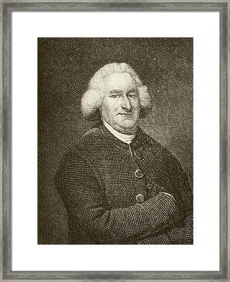 Thomas Paine Framed Print by American Philosophical Society