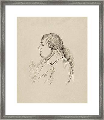 Thomas Rodd Framed Print