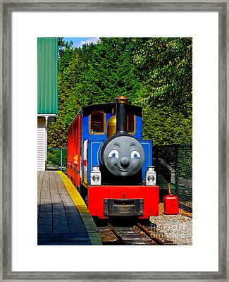 Thomas Framed Print