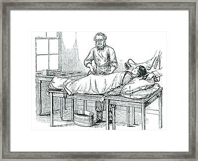 Thomas Spencer Wells Framed Print