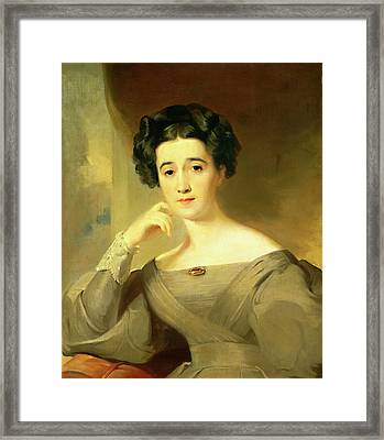 Thomas Sully American, 1783-1872 Framed Print