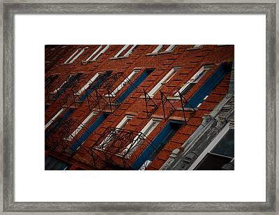 Thomas Wv Framed Print