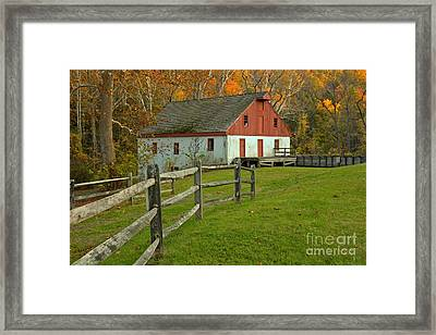 Thompson Neely Grist Mill Framed Print