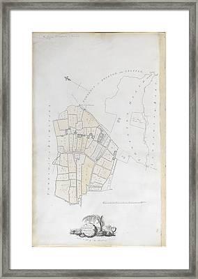 Thornton Grange Framed Print