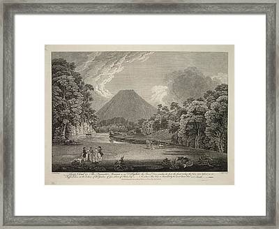 Thorp Cloud Framed Print by British Library