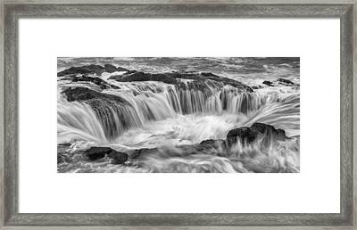 Thor's Nightmare Framed Print by Jon Glaser