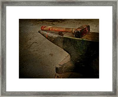 Thor's Room Framed Print