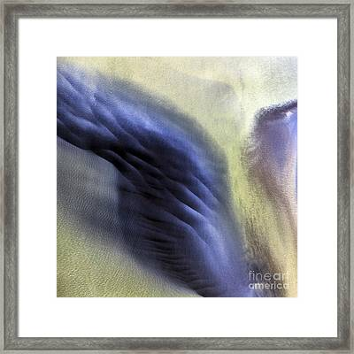 Framed Print featuring the photograph Thor Wing by Gunnar Orn Arnason