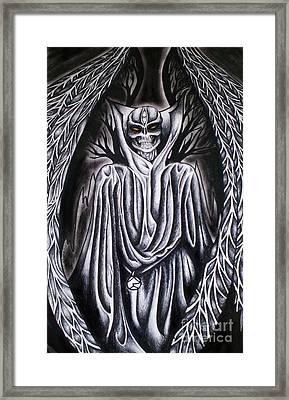 Thoth IIi Framed Print by Coriander  Shea
