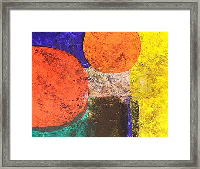 Thought Enhancements Framed Print