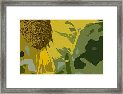 Thoughtful Framed Print