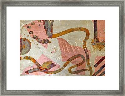 Thoughts Framed Print by Margarita Gokun