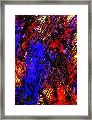 Three A.m. Framed Print by Patricia Motley