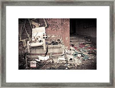 Framed Print featuring the photograph Three Friends by Priya Ghose