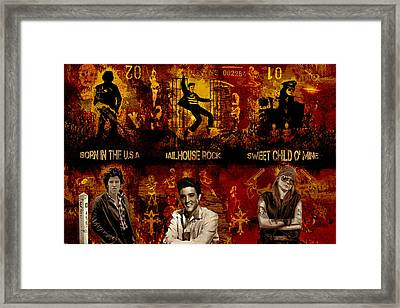 Three Kings Framed Print by Dancin Artworks