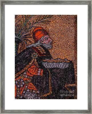 Three Magi IIi Caspar Framed Print