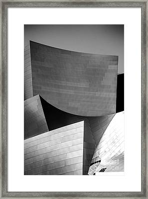 Three Points Framed Print by Az Jackson