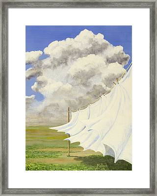 Three Sheets To The Wind Framed Print by Jack Malloch