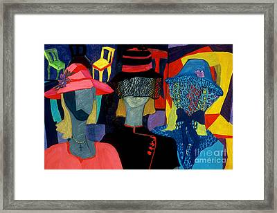 Three Sisters 1 Framed Print