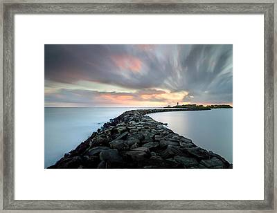Threshold Framed Print