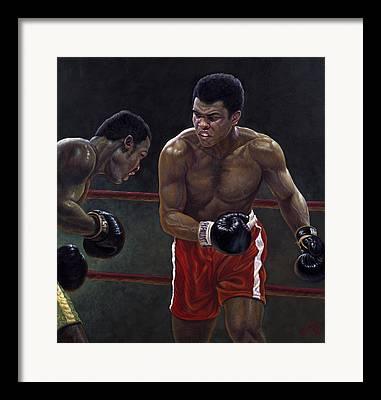 Heavyweight Mixed Media Framed Prints